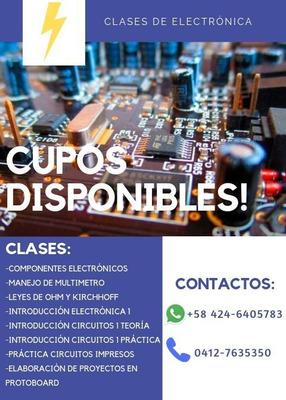 Clases De Electronica