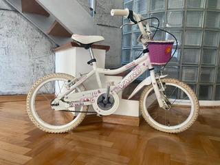Bicicleta Vairo Modelo Sweety - Rodado 16