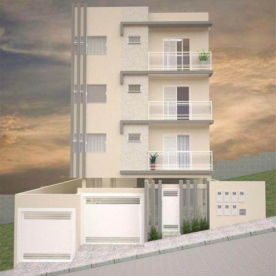 Apartamento Com 3 Quartos Para Comprar No Boa Esperança Em Poços De Caldas/mg - 2533