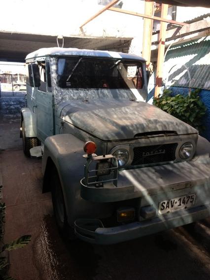 Toyota Bandeirante Diesel