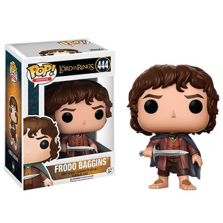 Funko Pop Movies Lord Of The Rings-frodo 444 (13551-px-1tm)