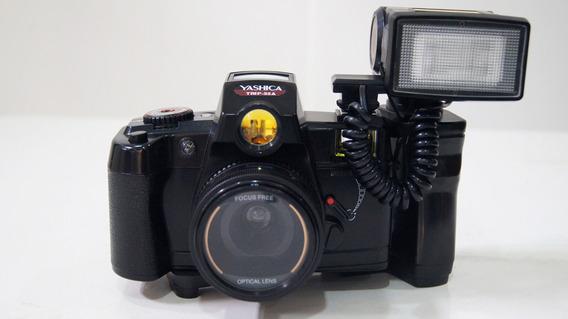 Câmera Fotográfica Antiga Yashica Trip - 35a