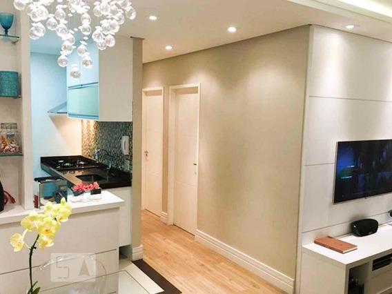 Apartamento Para Aluguel - Taboão, 2 Quartos, 50 - 893090727