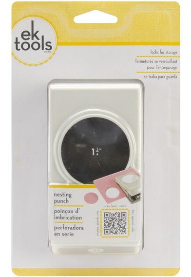 Ek Tools Perforadora Circular 4 Cms Diametro