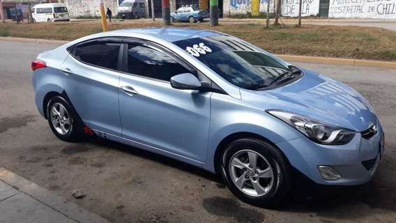 Hyundai Elantra Modelo 2013