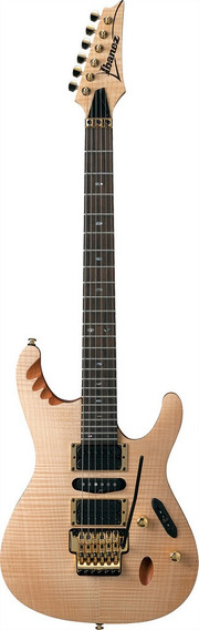 Guitarra Ibanez Egen 8 Plb | Herman Li Sig | Platinum Blonde