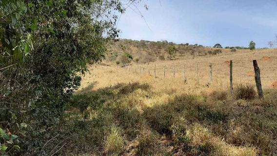 Sitio No Sul De Minas Com 21 Hectares , Aiuruoca - 818