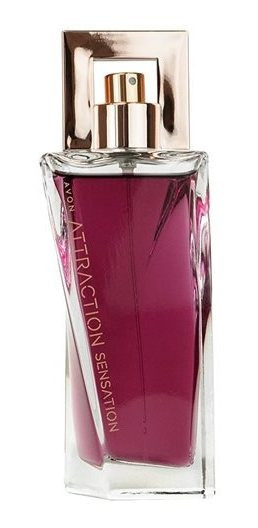Attraction Sensation For Her /para Ela Deo Parfum