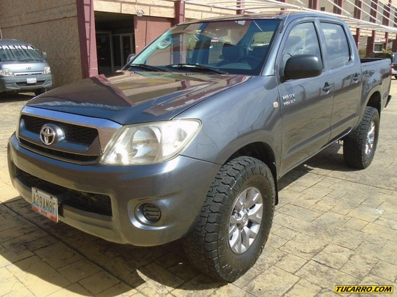 Toyota Hilux - Sincronica