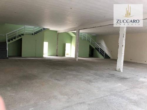Prédio À Venda, 612 M² Por R$  - Macedo - Guarulhos/sp - Pr0285