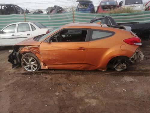 Hyundai Veloster 2016 En Desarme