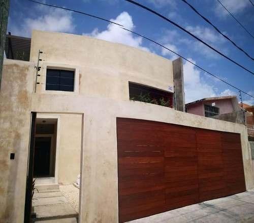 Casa En Venta En Cancun Centro / Sm 2