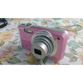 Camera Digital Samsung Usada Em Perfeito Estado