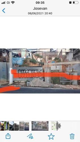 Imagem 1 de 8 de Terreno À Venda, 220 M² Por R$ 280.000,00 - Vila Nova Mazzei - São Paulo/sp - Te0510