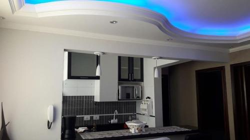 Apartamento Com 2 Dormitórios À Venda, 49 M² Por R$ 180.200,00 - Jardim Santo Expedito - Guarulhos/sp - Ap0796
