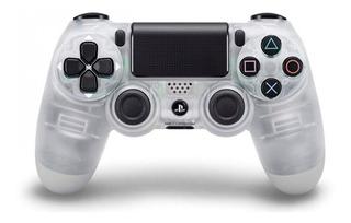 Joystick Ps4 Dualshock 4 Crystal