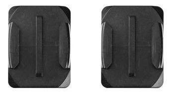02-suportes Auto Adesivo Curvos Para Go Pro 5309