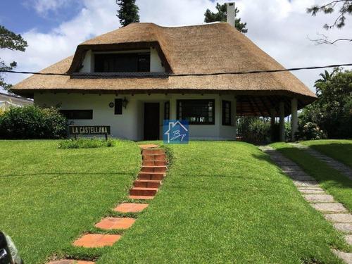 Casa En Punta Del Este, Mansa- Ref: 1480