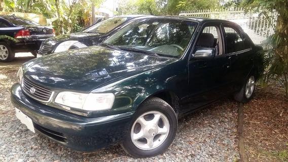 Corolla Xei 1.8 Automático Kit Gás Ano 1999
