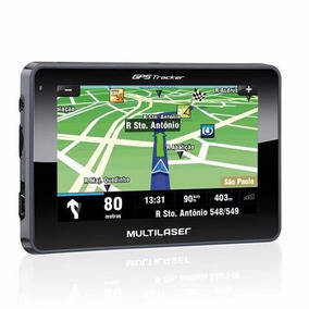 Gps Automotivo Multilaser Tracker Tela 4.3 Touch Mp3 Radar