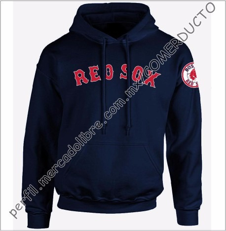 Sudadera Red Sox Sudadera Boston Red Sox 2xl Con Numero