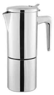Cafetera Espresso Cuisinox De Acero Inoxidable Alpha 4cup