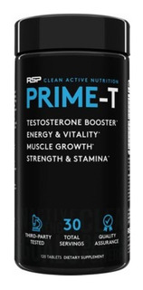 Prime-t Rsp 120cáps P6 Chrome Pm Vitrix Testrol Usplabs Test