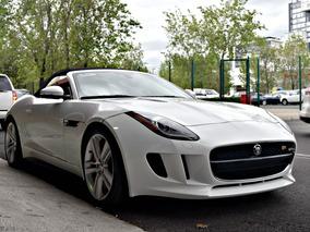 Jaguar F-type V8 S Convertible 2014