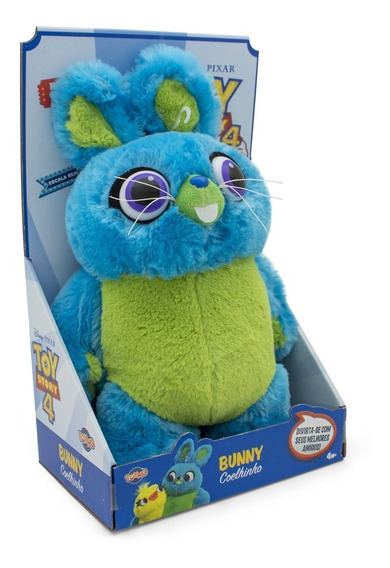 Pelúcia Coelhinho Bunny Toy Story 4 Toyng