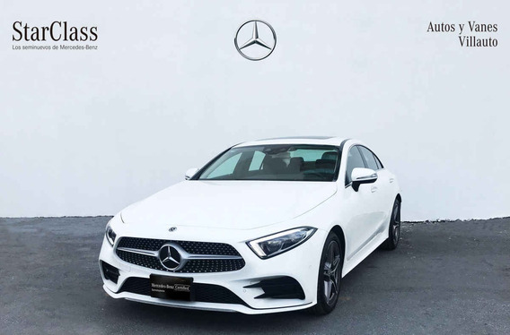 Mercedes-benz Clase Cls 2019 4p Cls 450 L6/3.0/t Aut