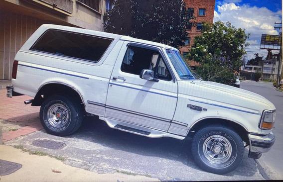 Ford Bronco Elite Excelente Estado ! Oportunidad
