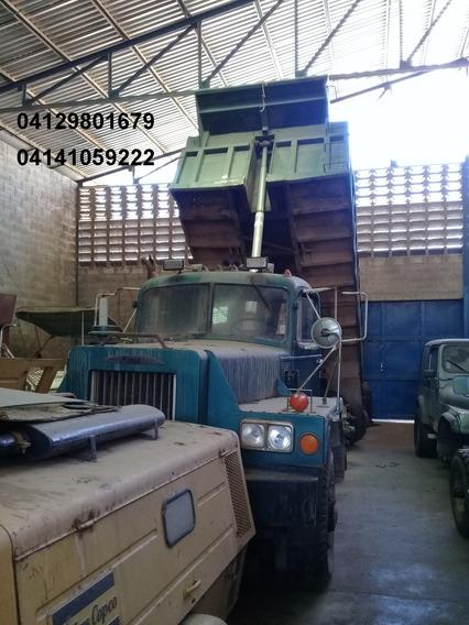 Camion Volteo Mack