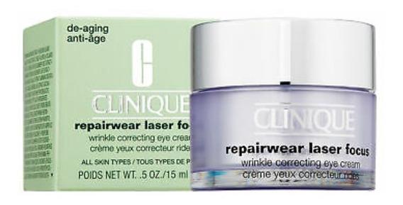 Clinique Repairwear Laser Focus Contorno Dos Olhos 15ml.