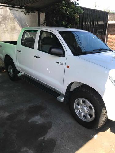 Toyota Hilux Dx Pack 2.5 4x2 C/d Titular