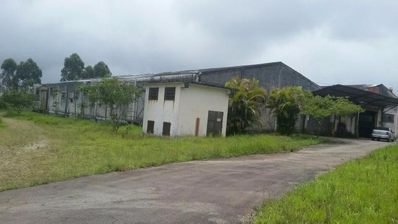 Galpao Industrial C/ Casa Sede Terrea