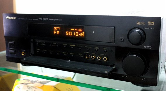 Receiver Pioneer Pioneer Vsx-d710s Audio Video Multi Channel