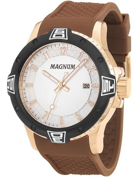 Relógio Magnum Masculino Oversized Ma34414z