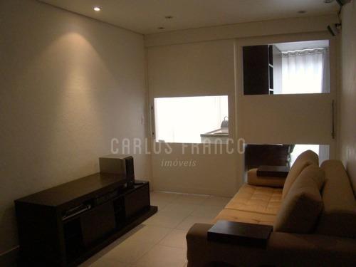 Apartamento Em Condomínio De Altíssimo Padrão Mandarim - Ze2619