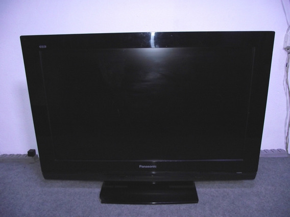 Gabinete Tv Panasonic Tc 32lx80lb Com Tela Quebrada+base