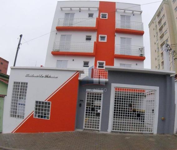 Apartamento Com 2 Dormitórios À Venda, 50 M² Por R$ 200.000 - Vila Assis Brasil - Mauá/sp - Ap0479