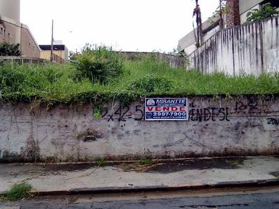 Terreno Em Palmas Do Tremembé - São Paulo, Sp - 108414