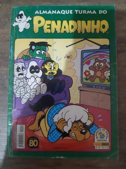 Almanaque Turma Do Penadinho Gibi N°18