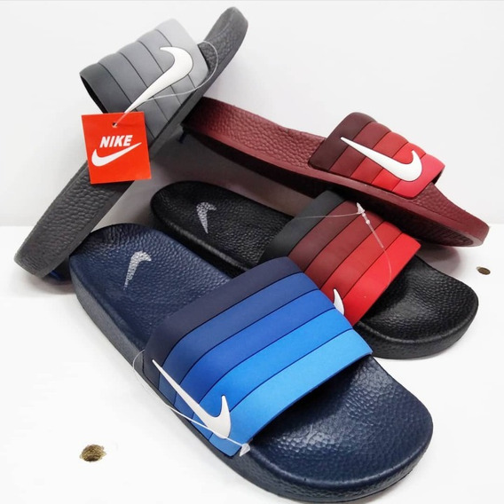 Cholas Chancletas Nike Air Caballeros Sandalias Cotiza Chola