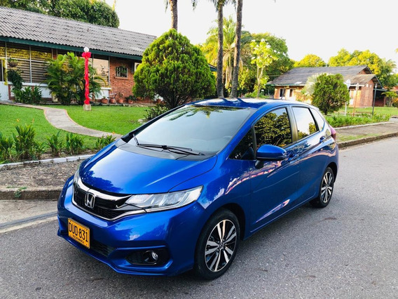 Honda Fit 1500, Modelo 2018 Version Mas Completa
