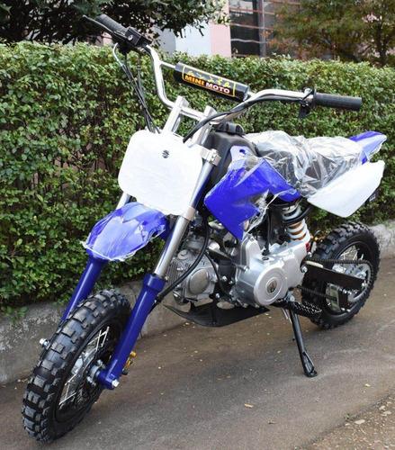 Moto Crosscc Automatica A 550.000 Aro 10 Para Niños
