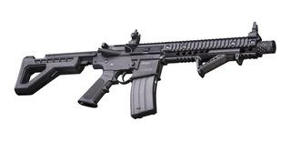 Rifle De Asalto Crosman Dpms Sbr + Tanques De Co2 + Postas
