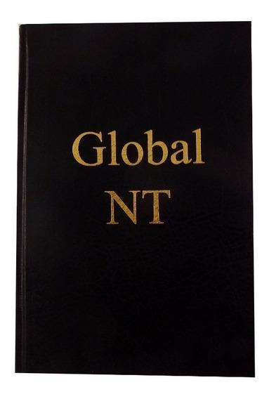 Bíblia Global Nt New Testement Rbs Ingles Alemão Franc B3854