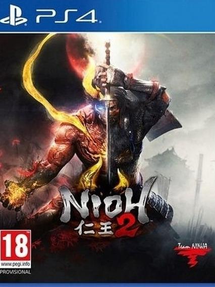 Nioh 2 (ps4 -1) Legendado Em Português Dg