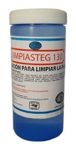 Limpiador Líquido Para Joyería De Oro Y Plata / Limpiasteg