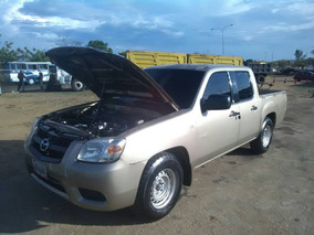 Mazda Bt-50 2.2 4x2 2011 Camioneta Pick - Up